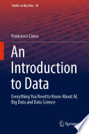 An Introduction To Data