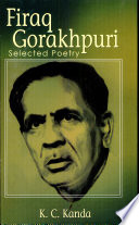 Firaq Gorakhpuri  Selected Poetry