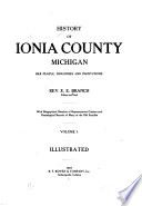History of Ionia County  Michigan