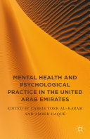 Mental Health and Psychological Practice in the United Arab Emirates Book