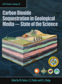 Book Carbon Dioxide Sequestration in Geological Media