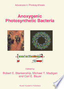 Anoxygenic Photosynthetic Bacteria