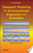 illustration du livre Transport Modeling for Environmental Engineers and Scientists