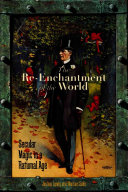 The Re enchantment of the World