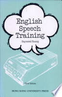 English Speech Training In Forty-Five Illustrated Lessons : ...
