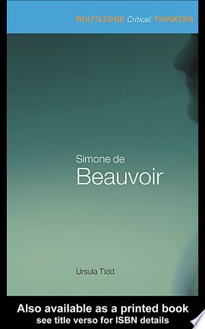 Simone de Beauvoir - ISBN:9780415263641
