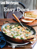 Good Housekeeping Easy Does It    Book PDF