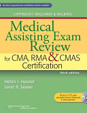 Medical Assisting Exam Review for CMA  RMA    CMAS Certification   Comprehensive Medical Assisting