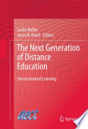 The Next Generation Of Distance Education book