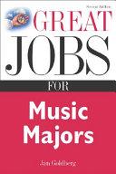 great jobs for music majors