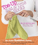 Book Toe-Up 2-at-a-Time Socks