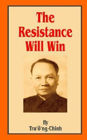 Resistance Will Win