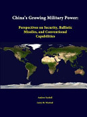 China S Growing Military Power