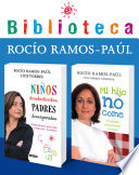 Biblioteca Roc  o Ramos Pa  l  Pack 2 ebooks   Mi hijo no come   Ni  os desobedientes  padres desesperados