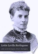 Lettie Lavilla Burlingame Book PDF