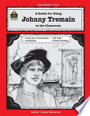 download ebook a guide for using johnny tremain in the classroom pdf epub