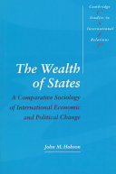 The Wealth of States