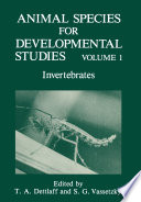 Animal Species for Developmental Studies