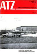 ATZ, Automobiltechnische Zeitschrift