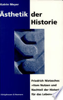 Ästhetik der Historie