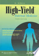 High yield Internal Medicine