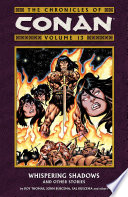 Chronicles of Conan Volume 13  Whispering Shadows and Other Stories