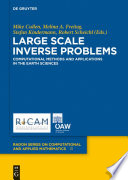 Large Scale Inverse Problems book