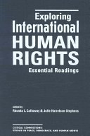 Exploring international human rights