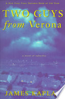 Two Guys from Verona Book PDF