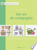 Un Air De Campagne par Marie-Anne Réthoret-Mélin