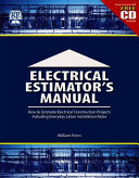Electrical Estimator s Manual
