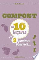illustration Compost en 10 leçons et 3 pommes pourries...
