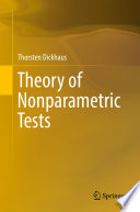 Theory of Nonparametric Tests