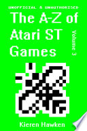 The A Z Of Atari St Games Volume 3