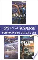 Harlequin Love Inspired Suspense February 2017   Box Set 2 of 2