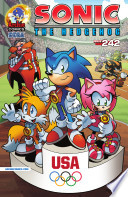 Sonic The Hedgehog #242 : the summer 2012 olympic games! sonic...