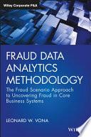 Fraud Data Analytics Methodology