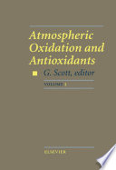 Atmospheric Oxidation and Antioxidants