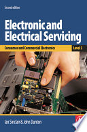 Electronic and Electrical Servicing   Level 3