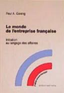 illustration Le monde de l'entreprise française