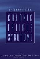 Handbook Of Chronic Fatigue Syndrome