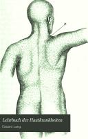 Lehrbuch der Hautkrankheiten