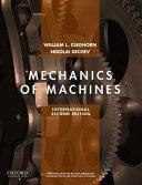 Mechanics of Machines