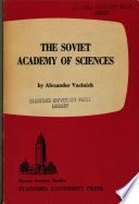 The Soviet Academy of Sciences