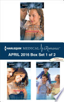 Harlequin Medical Romance April 2016 Box Set 1 Of 2