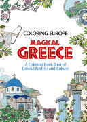 Coloring Europe  Magical Greece