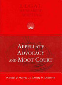 Appellate Advocacy and Moot Court