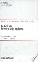 Dove va la societ   italiana