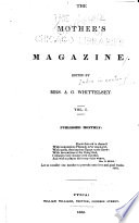The Mother's Magazine and Family Circle