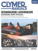 Evinrude Johnson 85 300 Hp Two Stroke 1995 2006
